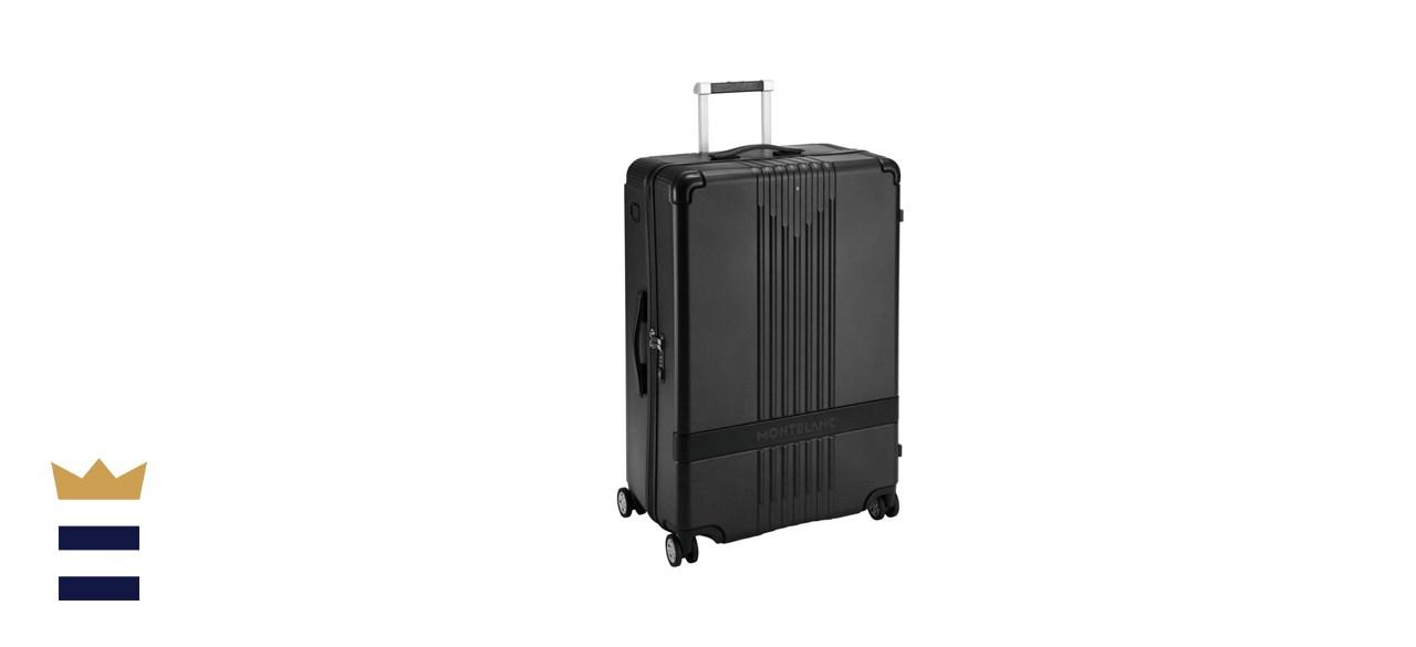 Montblanc Schwarz Suitcase