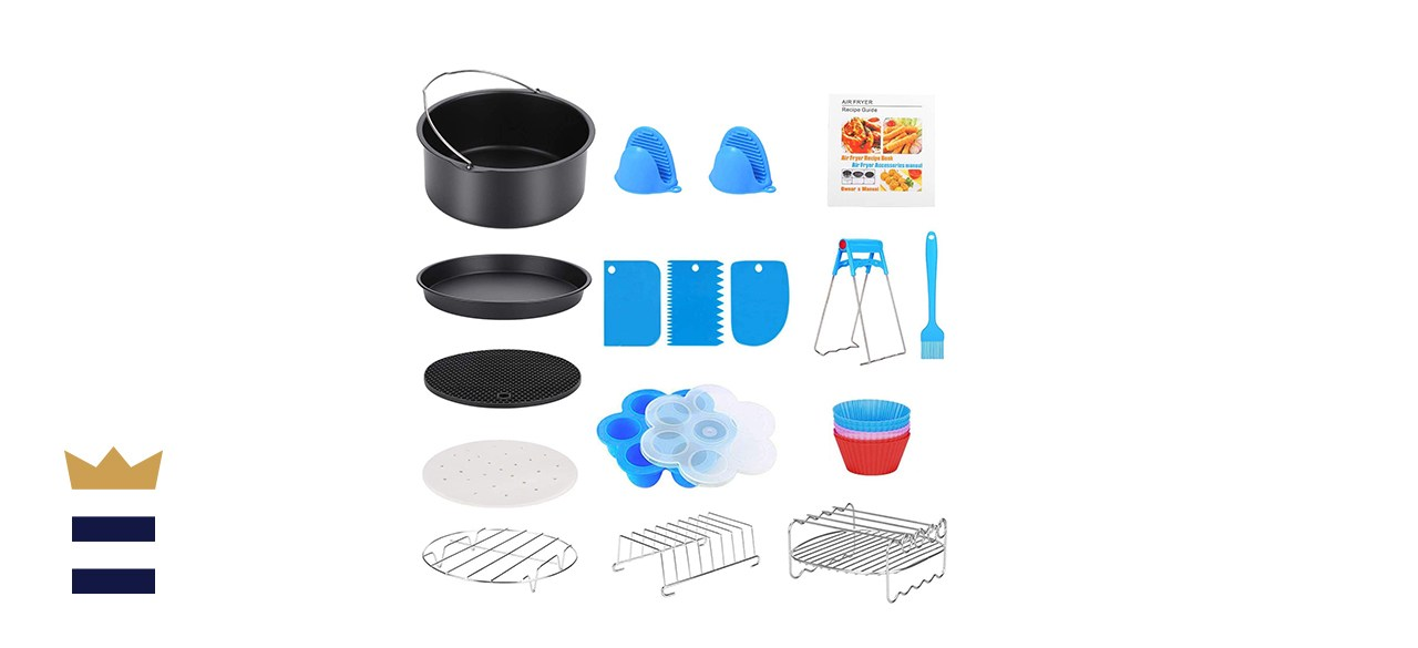 Monyes 17-Piece Air Fryer Accessory Set