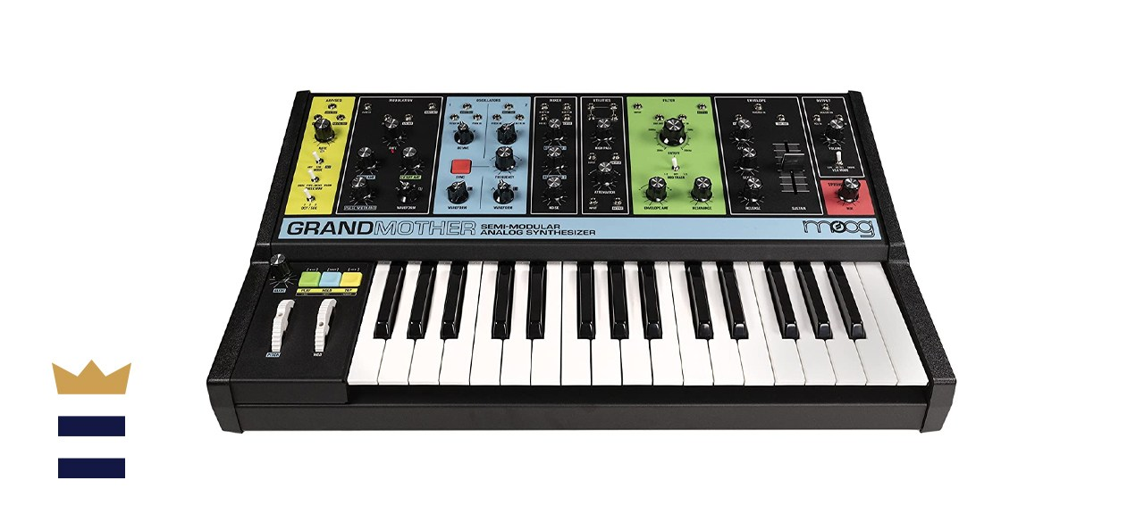 Moog Grandmother Analog Modular Synthesizer