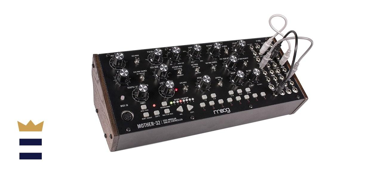 Moog Mother-32 Analog Semi-Modular Synthesizer