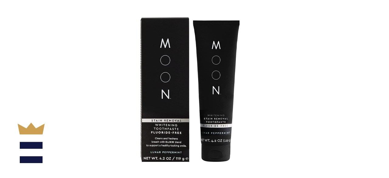Moon Stain Removal Whitening Toothpaste