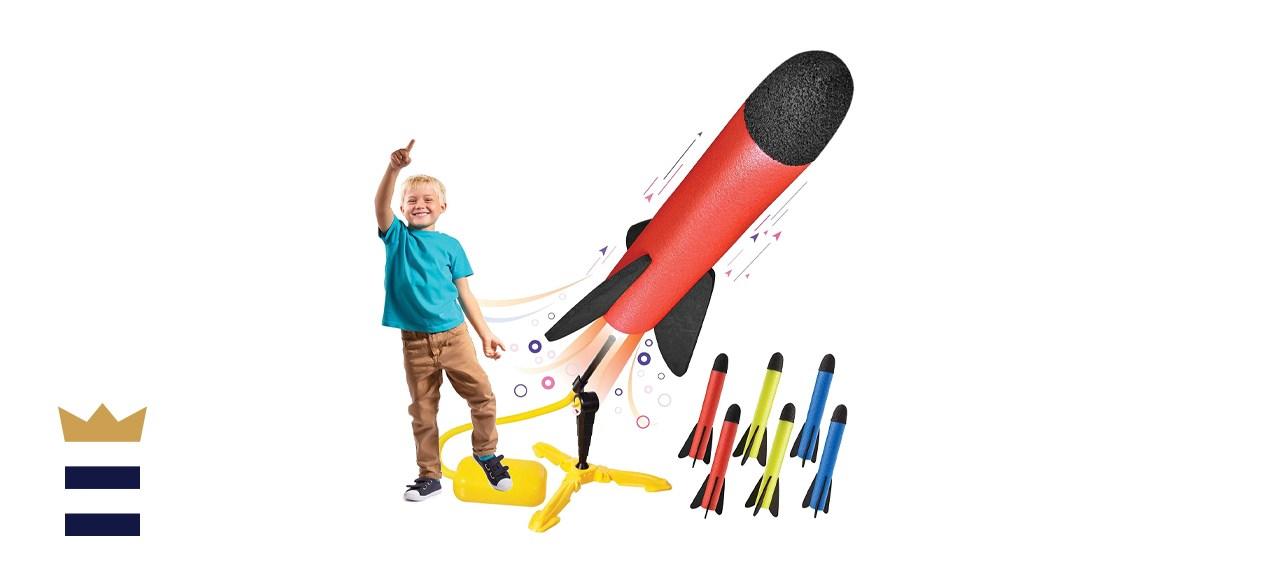 Motorworx Toy Rocket Launcher