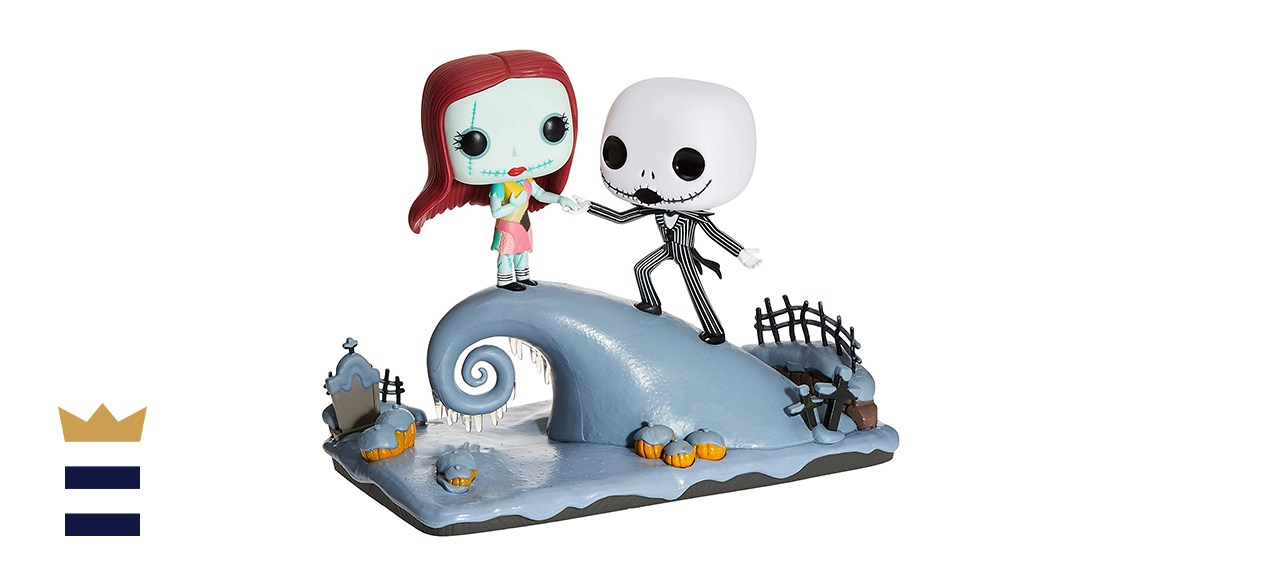 Movie Moment: Jack and Sally on the Hill