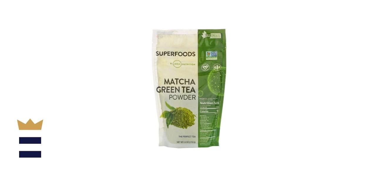 MRM Matcha Tea Powder