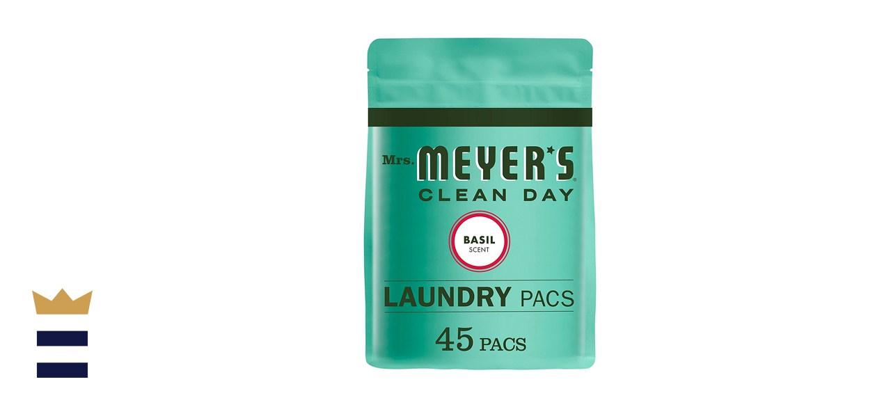 Mrs. Meyers Basil Laundry Detergent Packs
