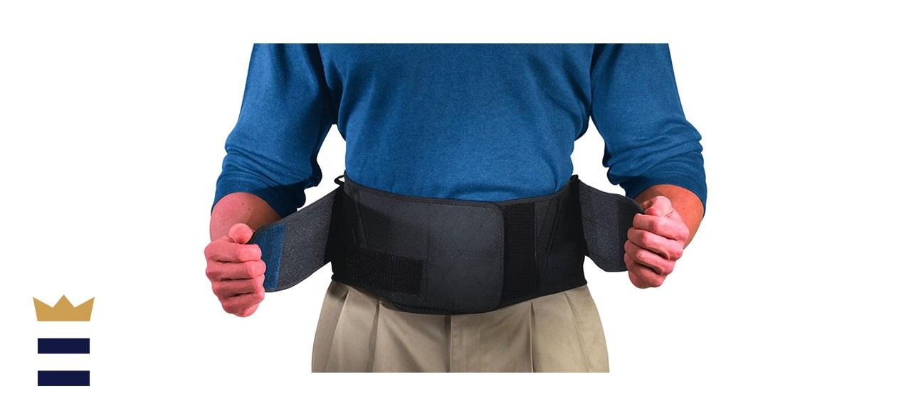 Mueller Adjustable Lumbar Support Back Brace