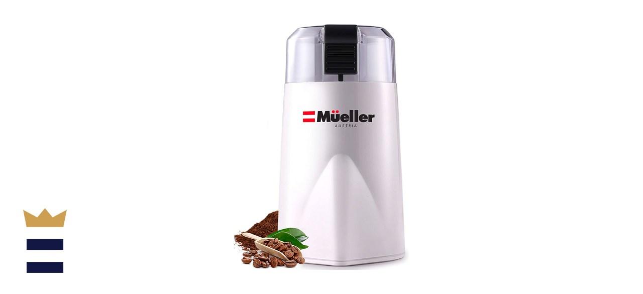 Mueller Austria HyperGrind Precision Electric Grinder