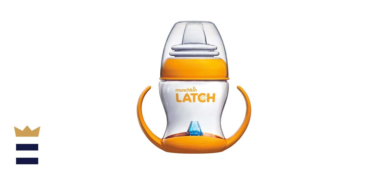 Munchkin's Latch Transition Cup