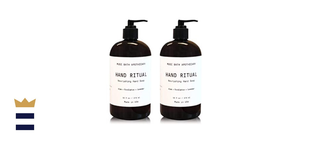 Muse Bath Apothecary Hand Ritual Hand Soap