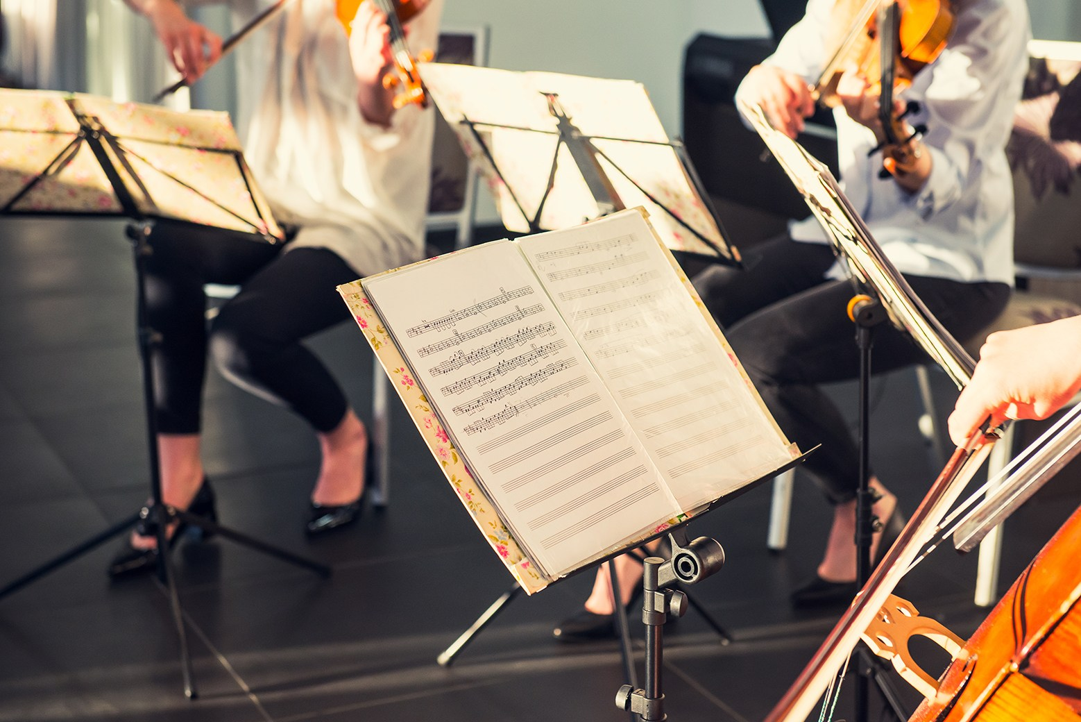 music stands1