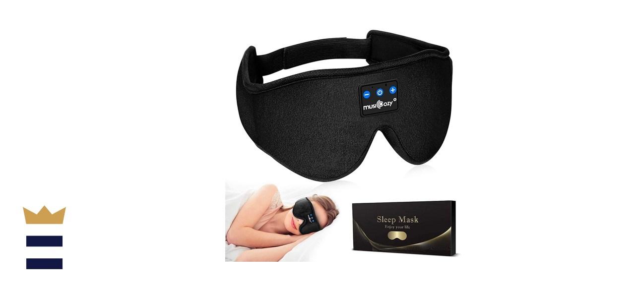 MUSICOZY Sleep Headphones Wireless Headband Sleeping Headphones