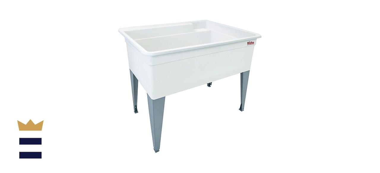 Mustee Bigtub Utilatub Laundry Tub
