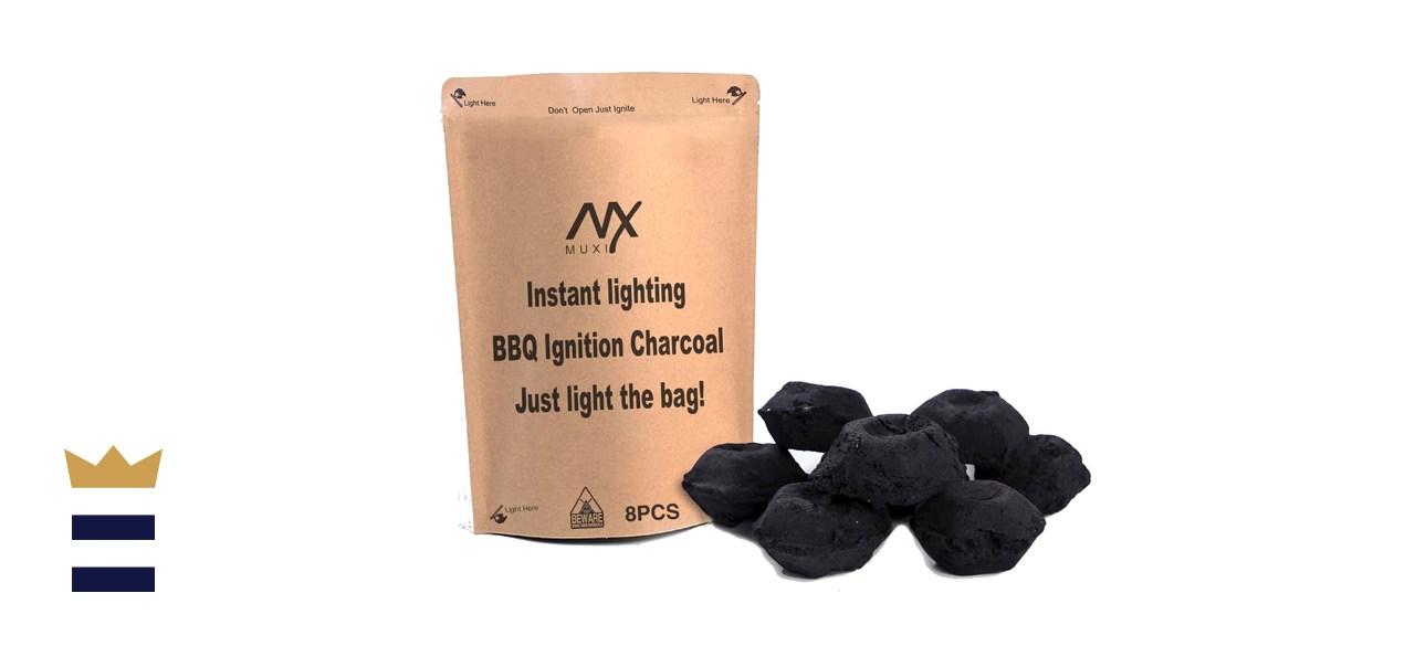 MUXI Portable Grilling Charcoal Briquettes