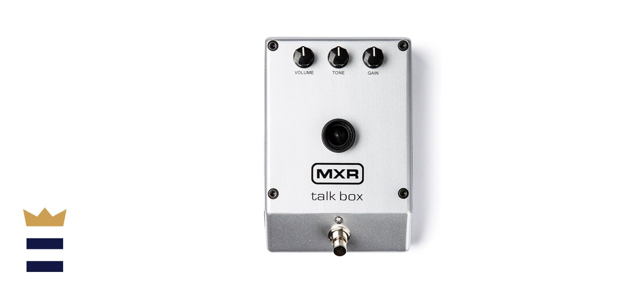 JIM DUNLOP MXR M222 Talk Box Voice Synthesizer