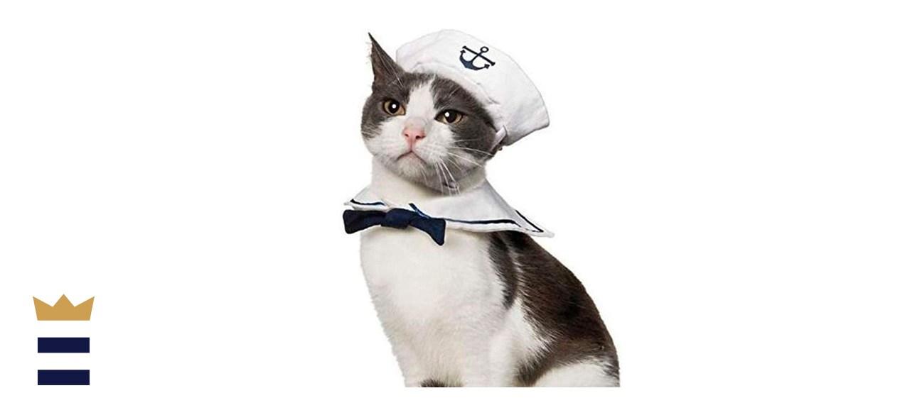 Namsan Pet Sailor Outfit