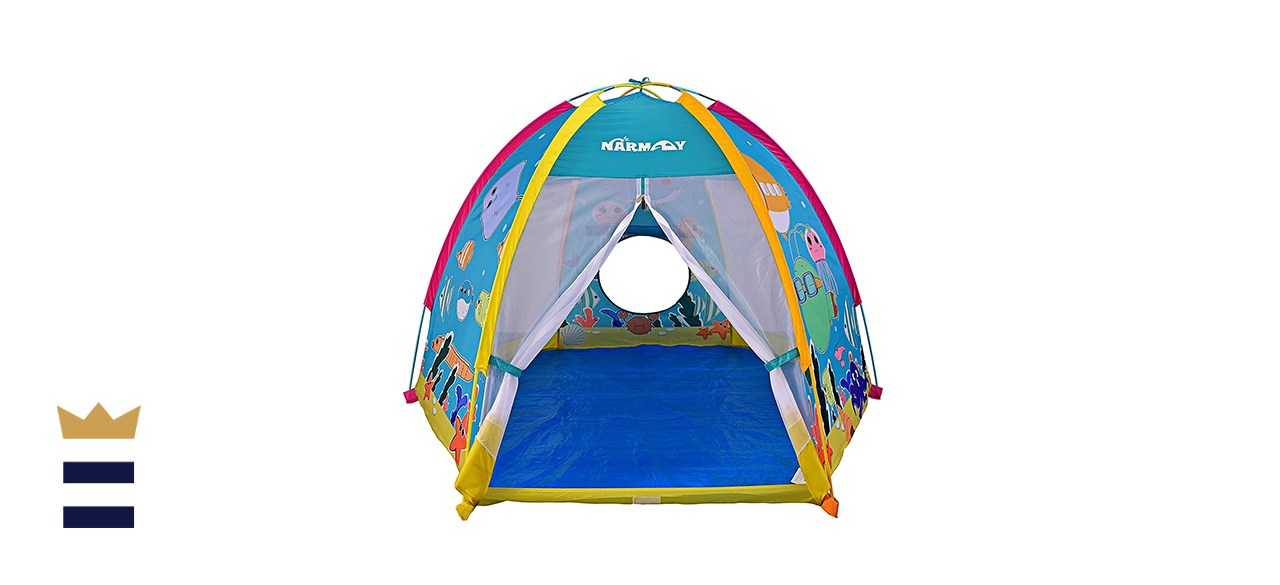 NARMAY Play Tent Ocean World Dome Tent for Kids