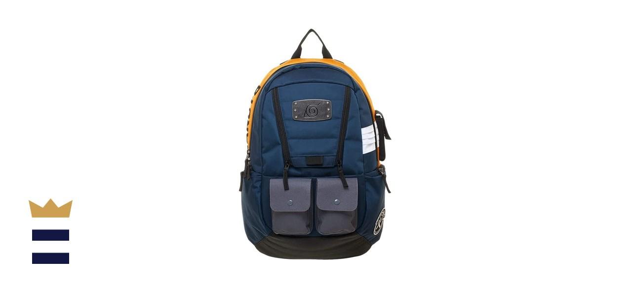Naruto Hidden Leaf Village Built-Up Backpack