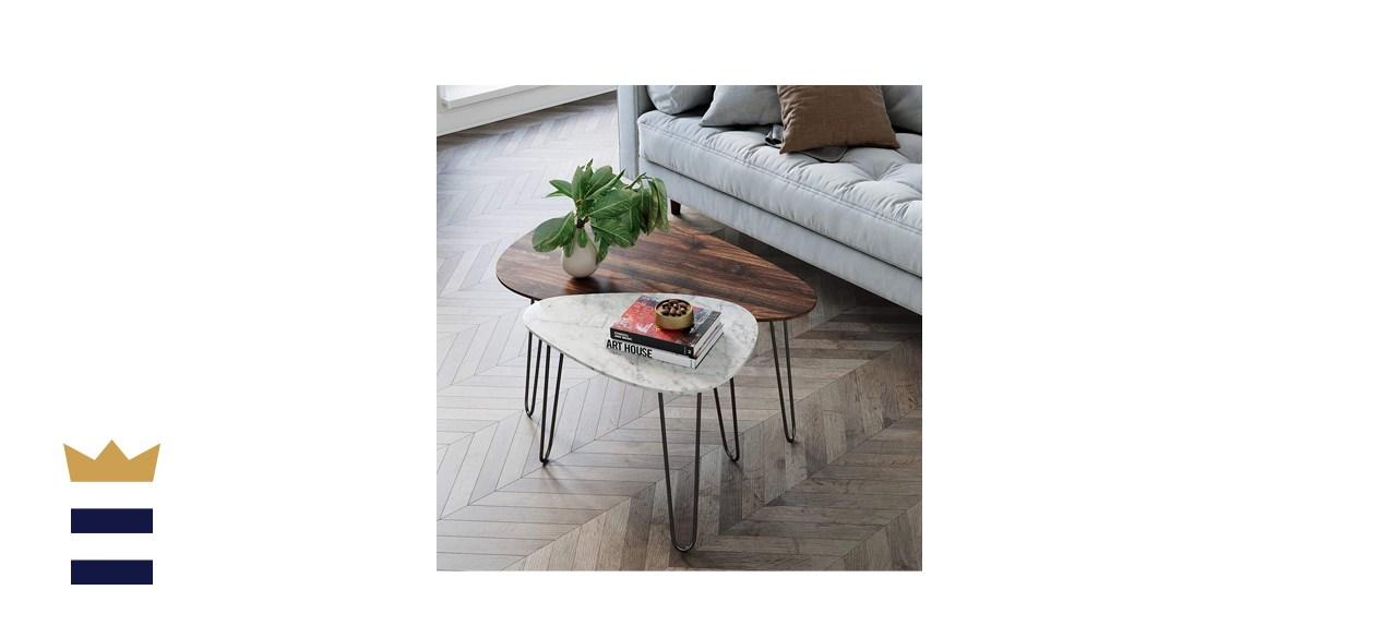 Nathan James Bodhi nesting coffee table set