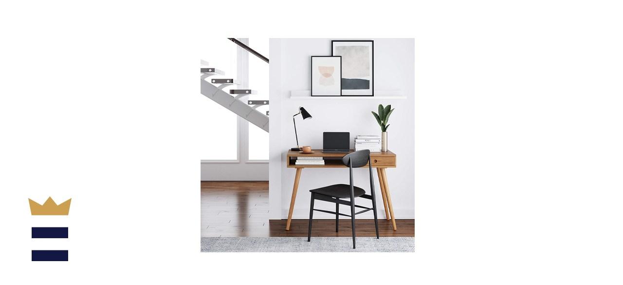 Nathan James Parker Modern Home Office Desk