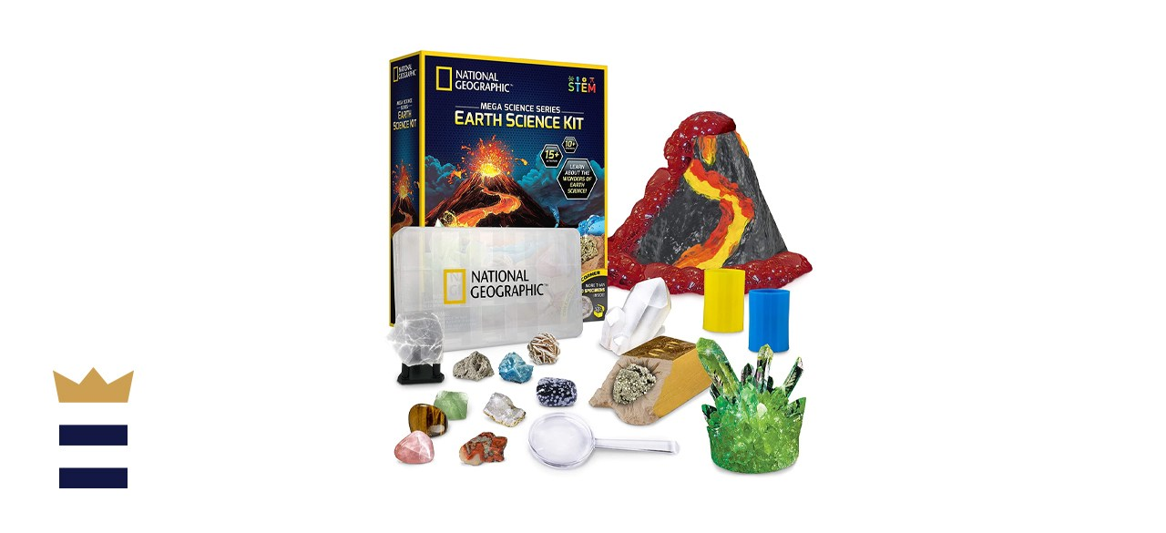 National Geographic Earth Science Kit