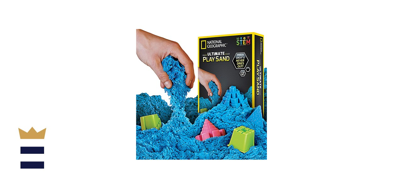 National Geographic Play Sand