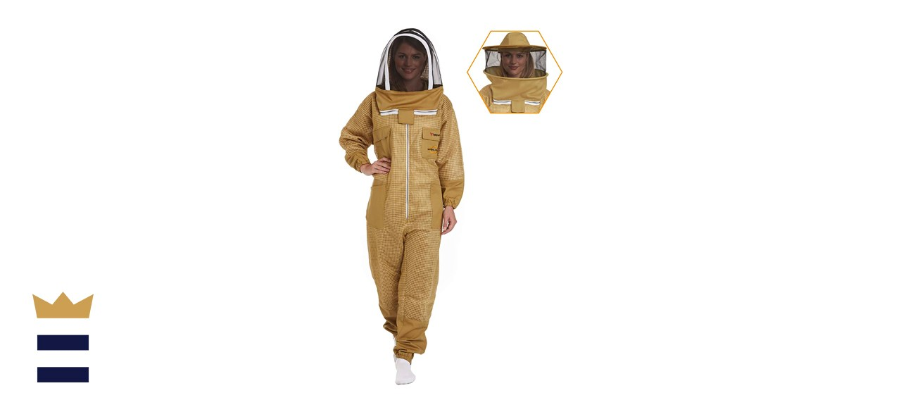 Natural Apiary Zephyros Protect Ventilated Beekeeping Suit