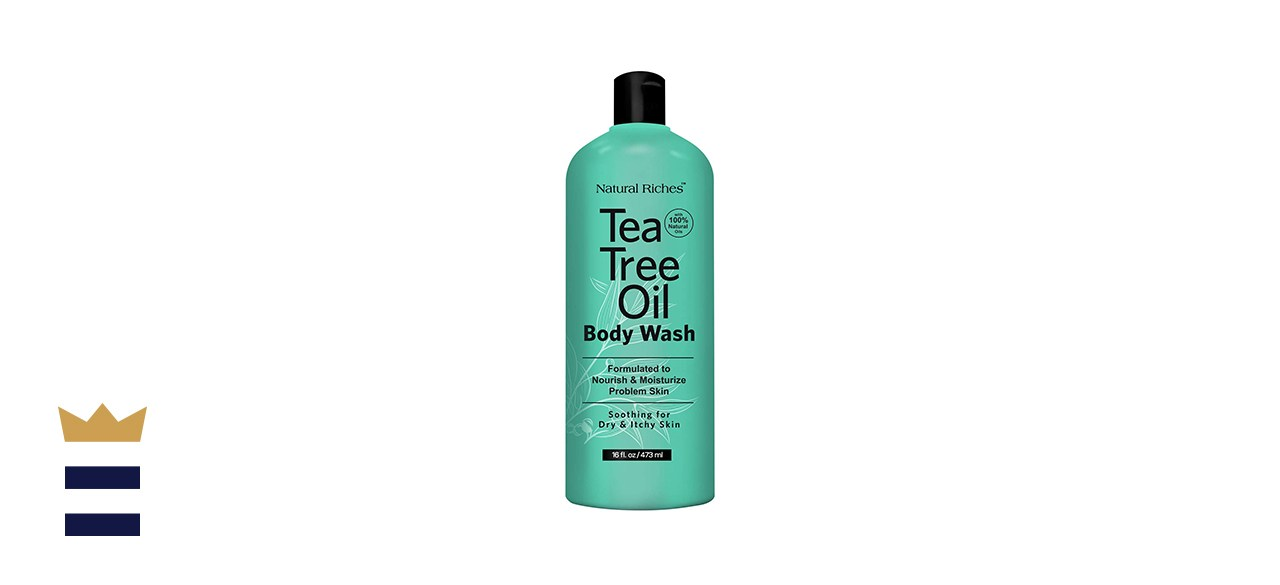 Natural Riches Extra Strength Tea Tree Oil Body Wash