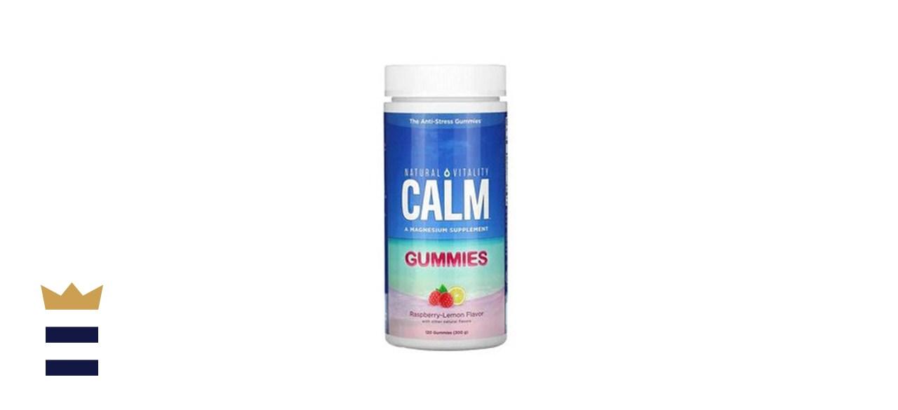 Natural Vitality Calm Gummies
