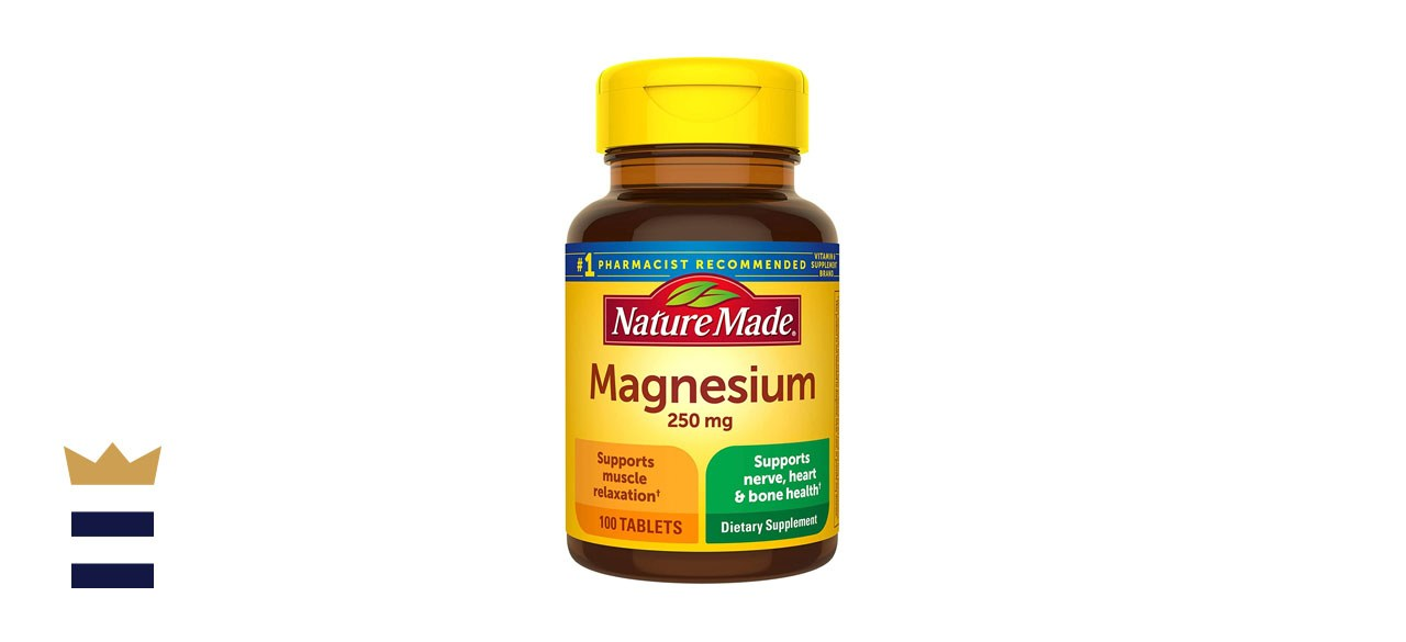 Nature Made Magnesium (Oxide) 250 mg Tablets