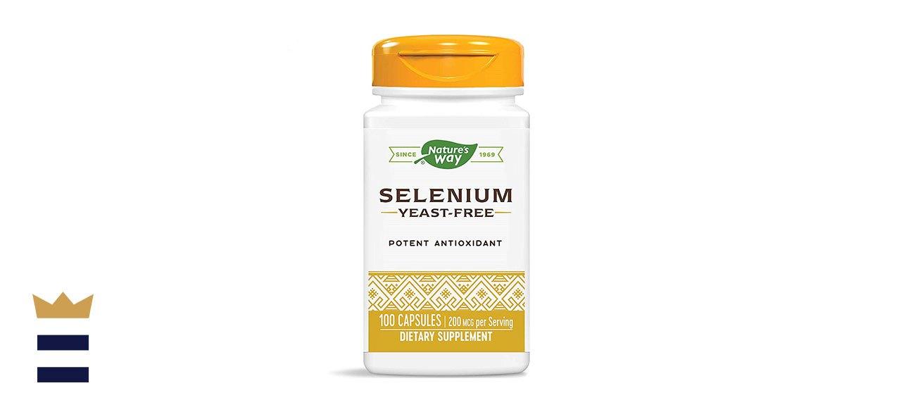 Nature's Way Selenium 200 mcg – L-Selenomethionine