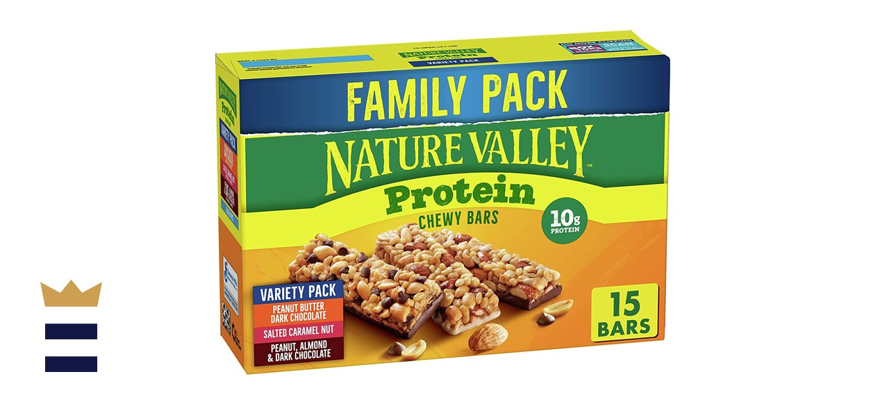 Nature Valley Chewy Protein Granola Bars