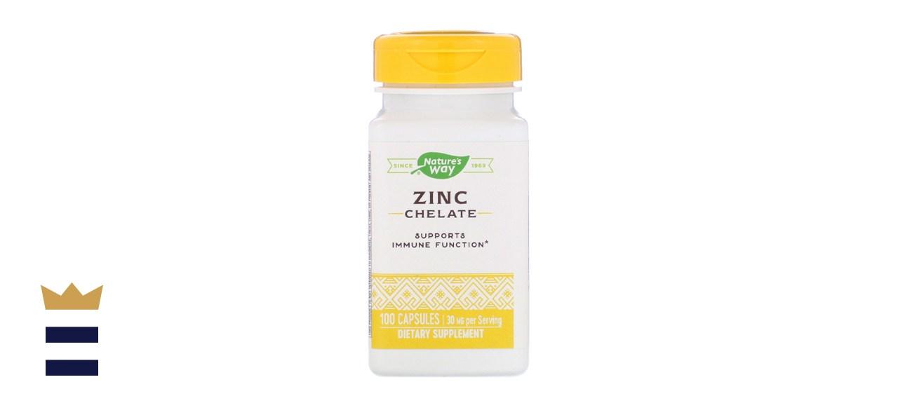 Nature's Way Zinc Chelate