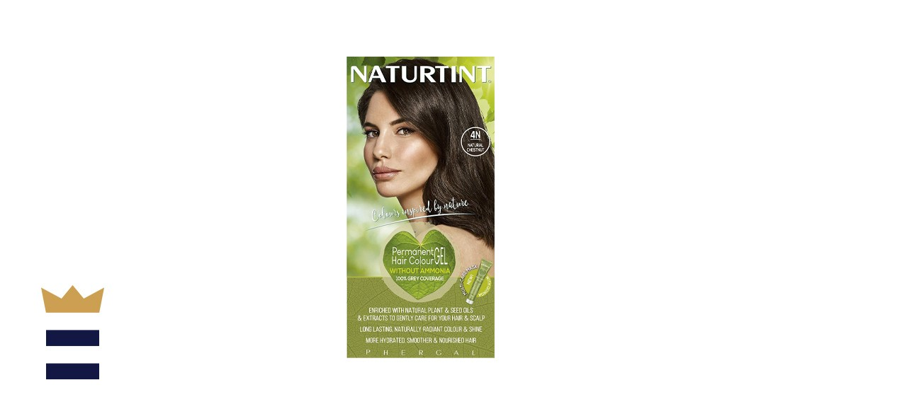 Naturtint Permanent Natural Chestnut Hair Color