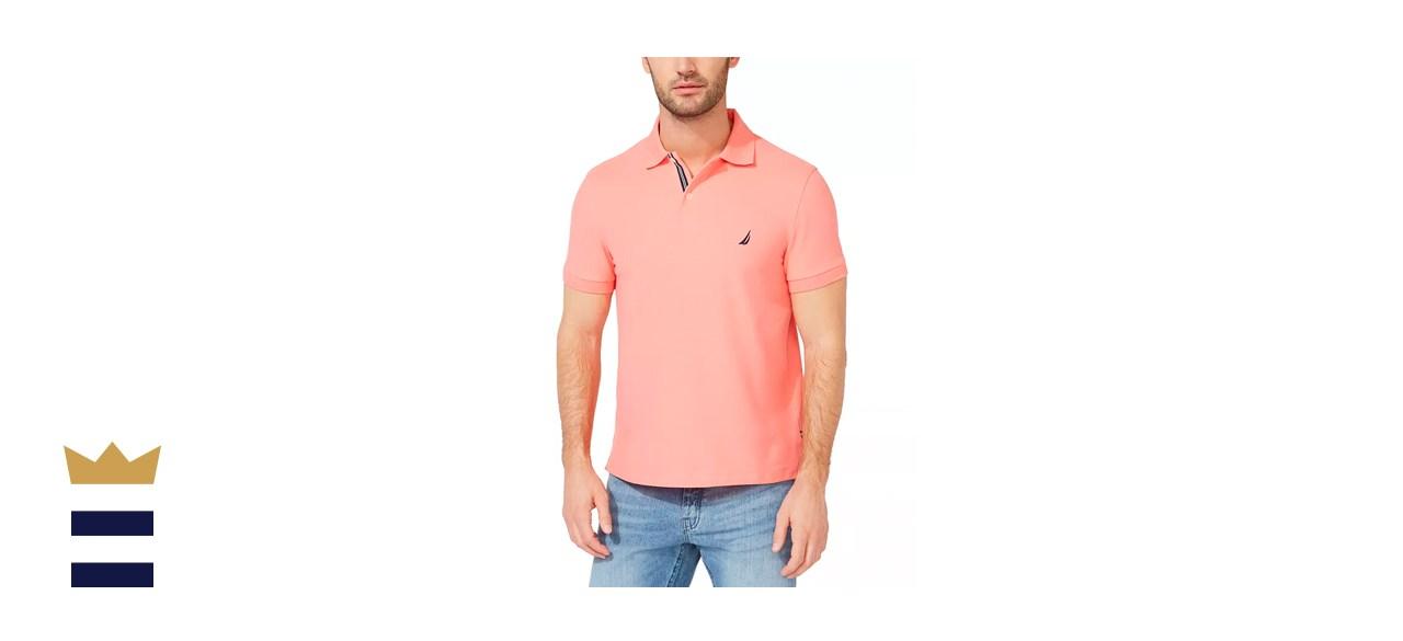 Nautica Slim-Fit Polo Shirt