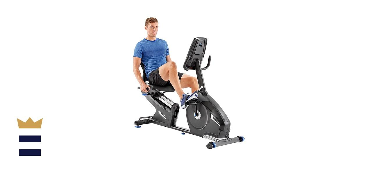 Nautilus R616 Recumbent Exercise Bike for Seniors