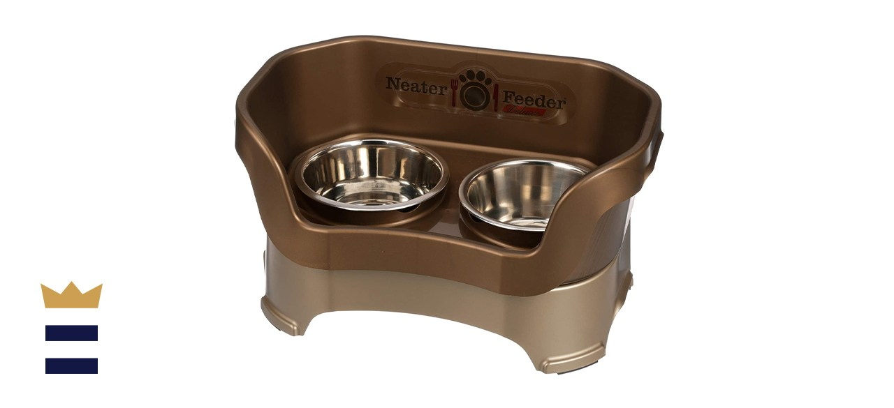 Neater Feeder Deluxe Raised Dog Bowls