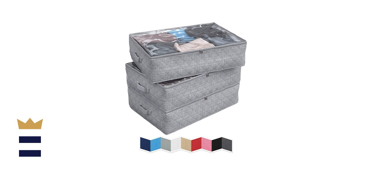 Neaterize Under-Bed Storage Bags