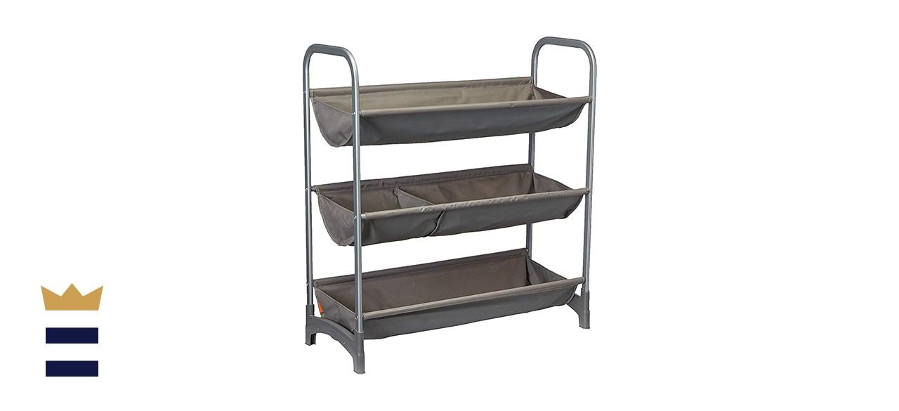 Neatfreak multi-purpose storage shelf