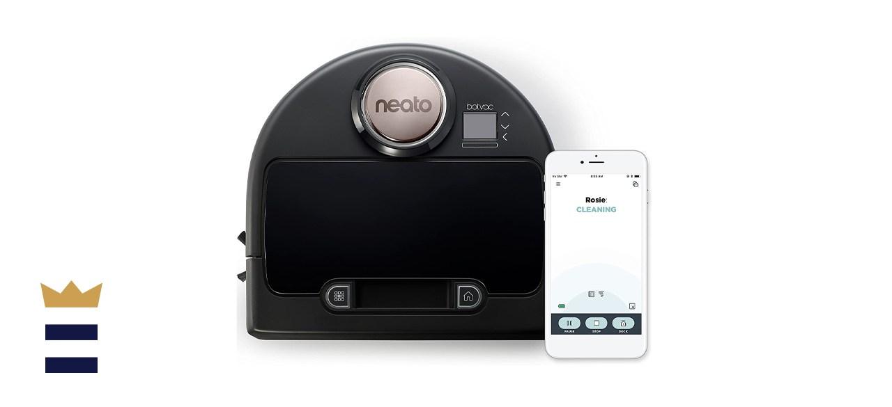Neato Robotics Botvac Wi-Fi Enabled Robot Vacuum