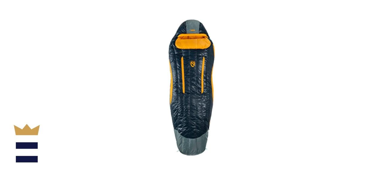 Image of a sleeping bag