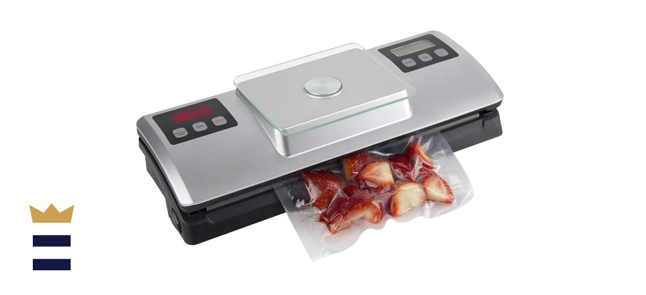 Nesco Automatic Food Vacuum Sealer