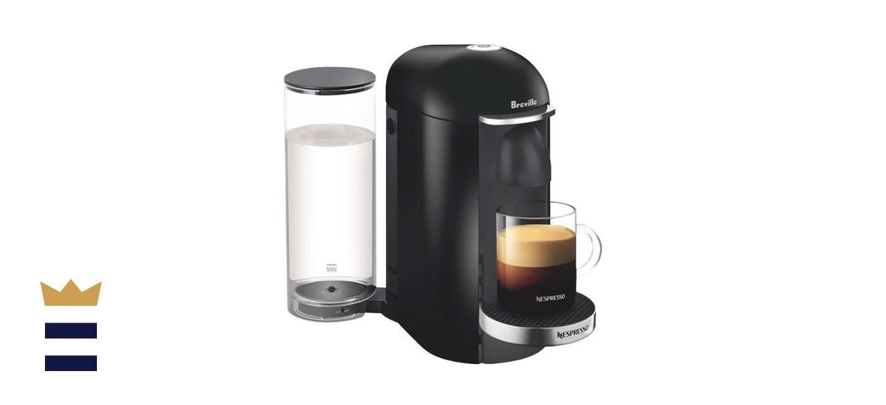 Nespresso by Breville VertuoPlus Deluxe Coffee and Espresso machine