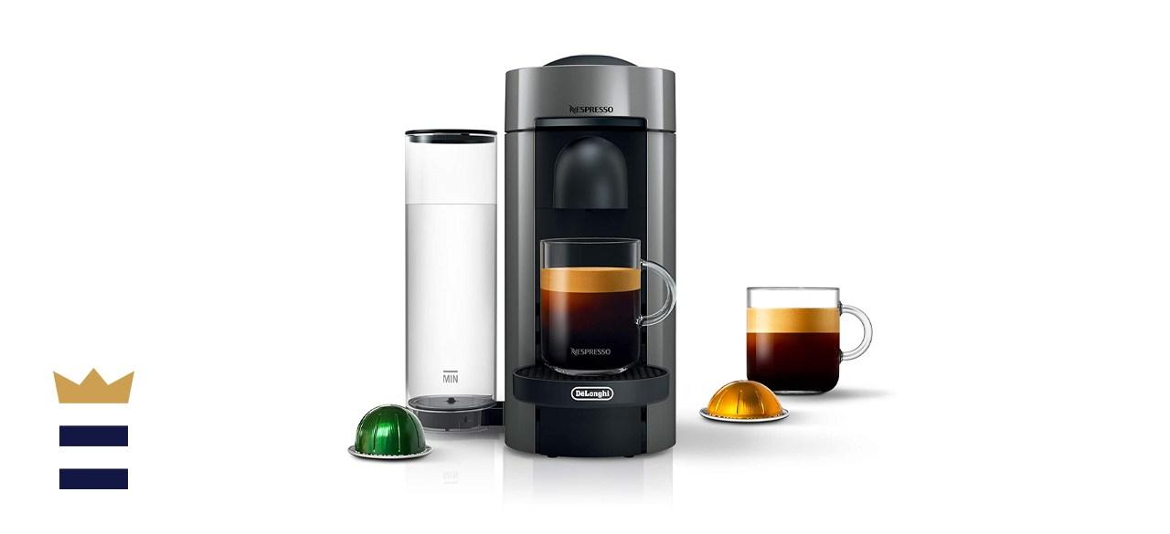 Nespresso by De'Longhi VertuoPlus Coffee and Espresso Machine
