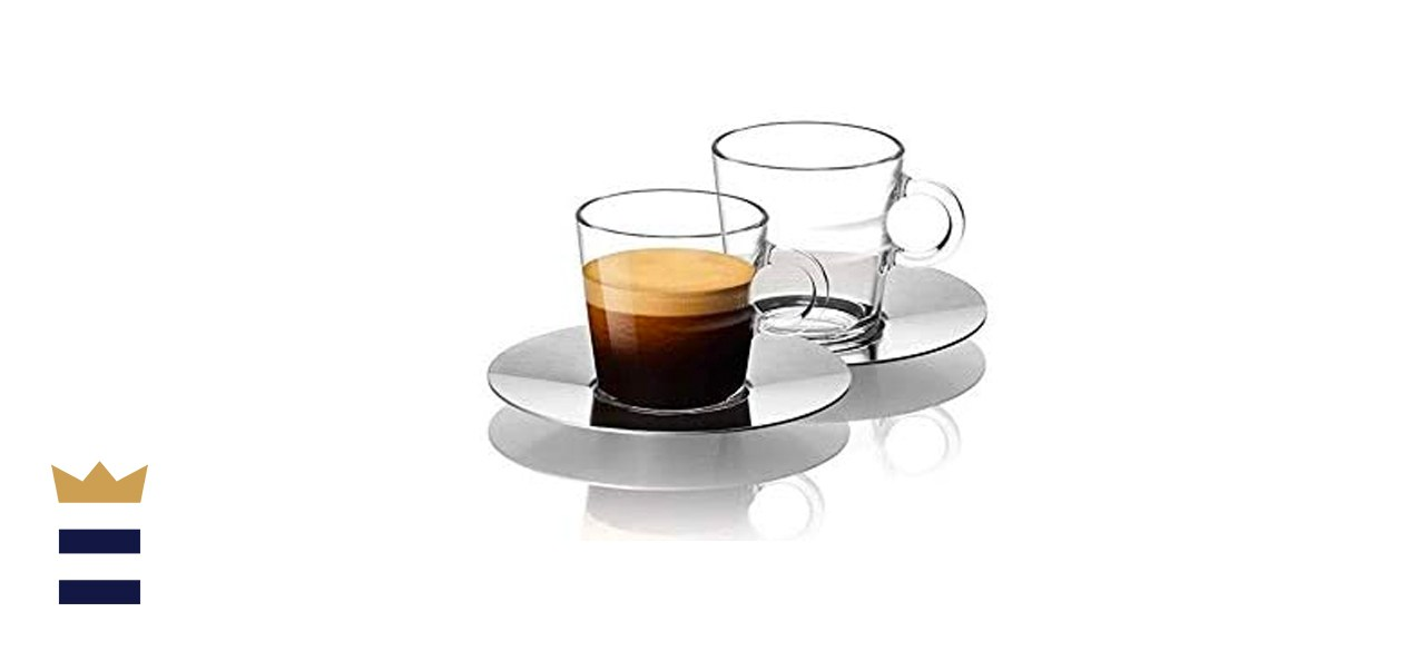 Nespresso cup and saucer
