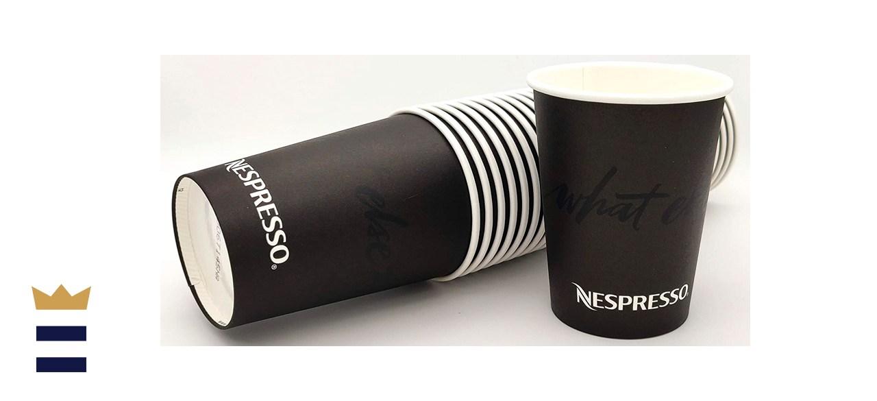 Nespresso Disposable Paper Cups
