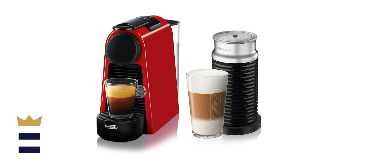 Nespresso Essenza Mini Original Espresso Machine Bundle