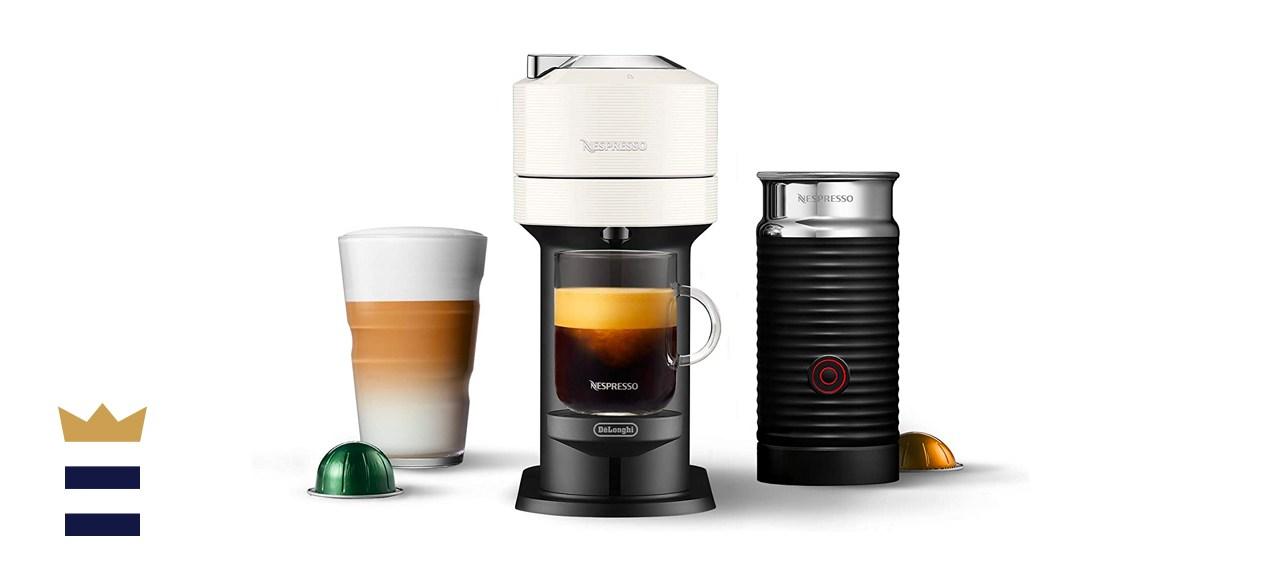 Nespresso Vertuo Next Coffee and Espresso Machine by De'Longhi