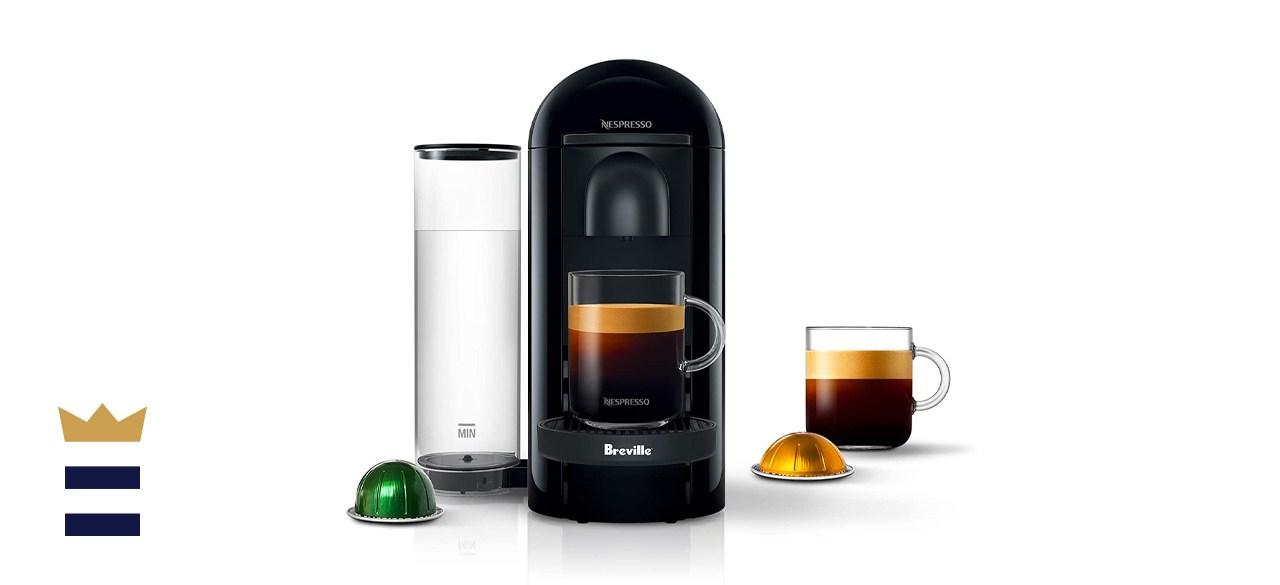 Nespresso VertuoPlus Espresso Machine by Breville