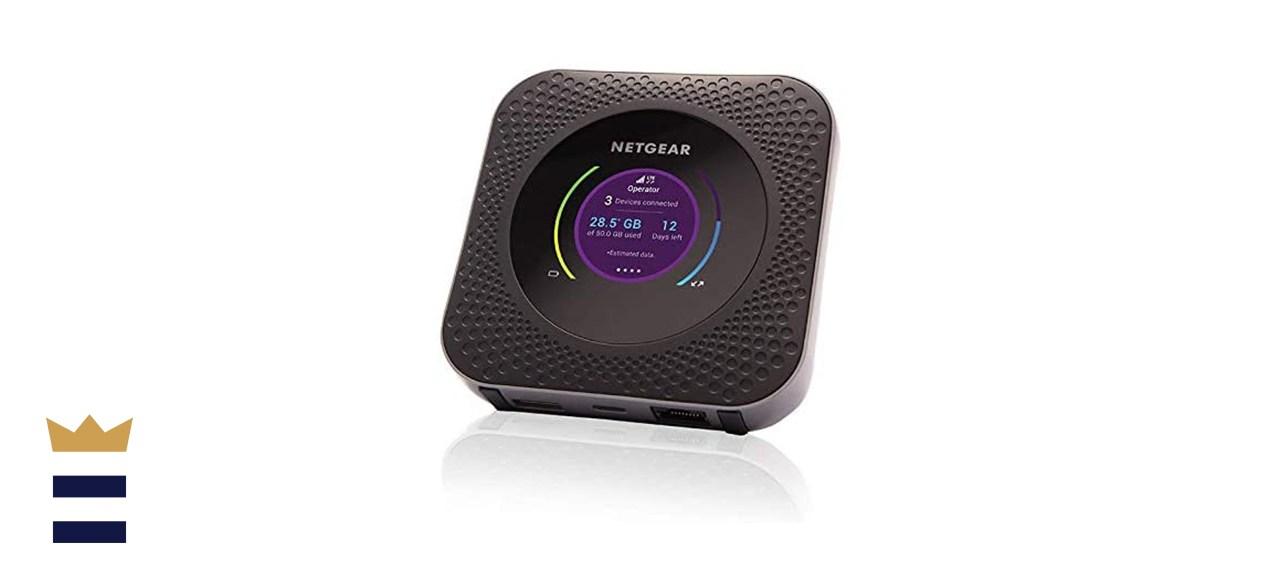 NETGEAR Nighthawk M1 Mobile Hotspot 4G LTE Router