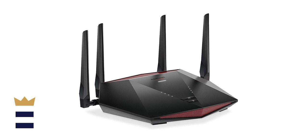NETGEAR Nighthawk Pro Gaming 6-Stream Wi-Fi 6 Router